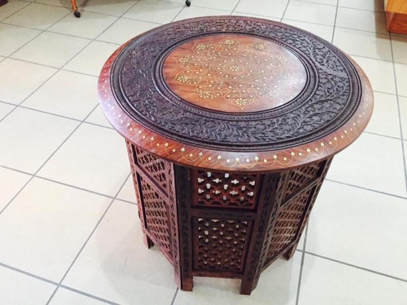 tavolino indiano